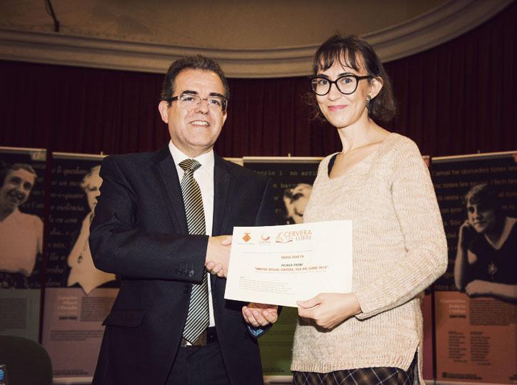 Concurs de Cartell. 1er Premi Teresa Suau