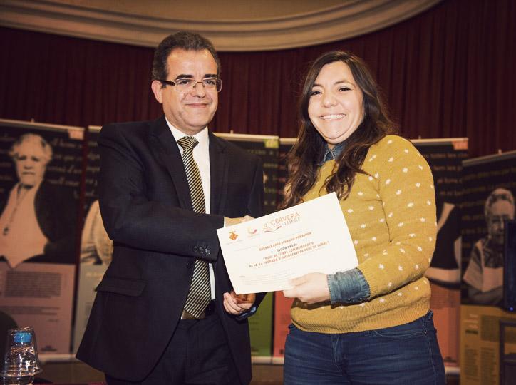 Concurs de Cartell. 2on Premi Queralt Antu Serrano