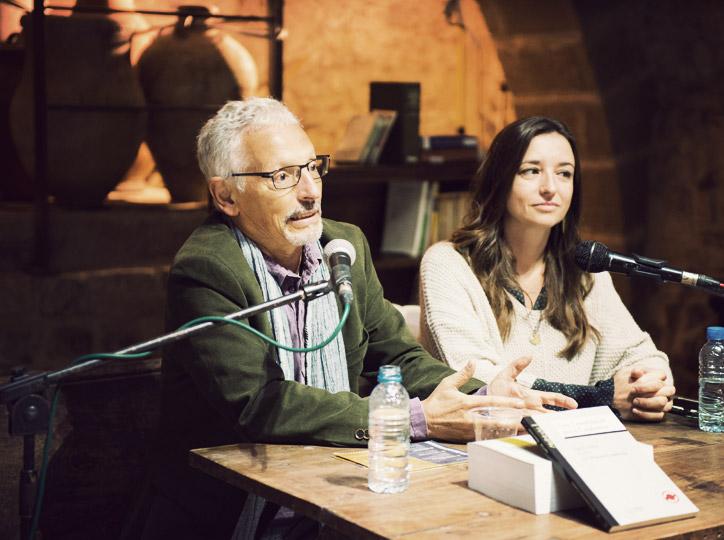 Marina Llansana entrevista al Jutge Santi Vidal