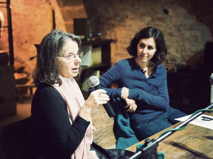 Teresa Costa Gramunt i Cristina Campos