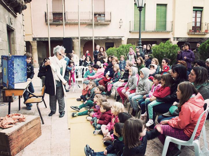 Contacontes de la Roser Capdevila (Les Tres Bessones)