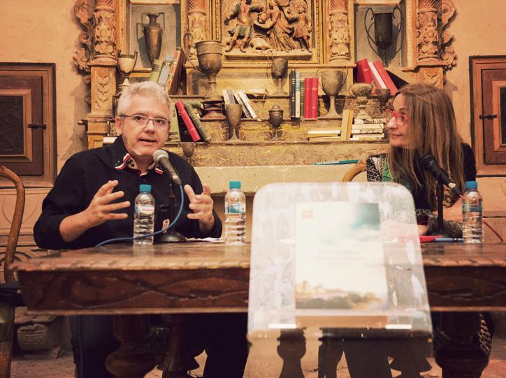 Màrius Serra entrevistat per Rosa Peroy