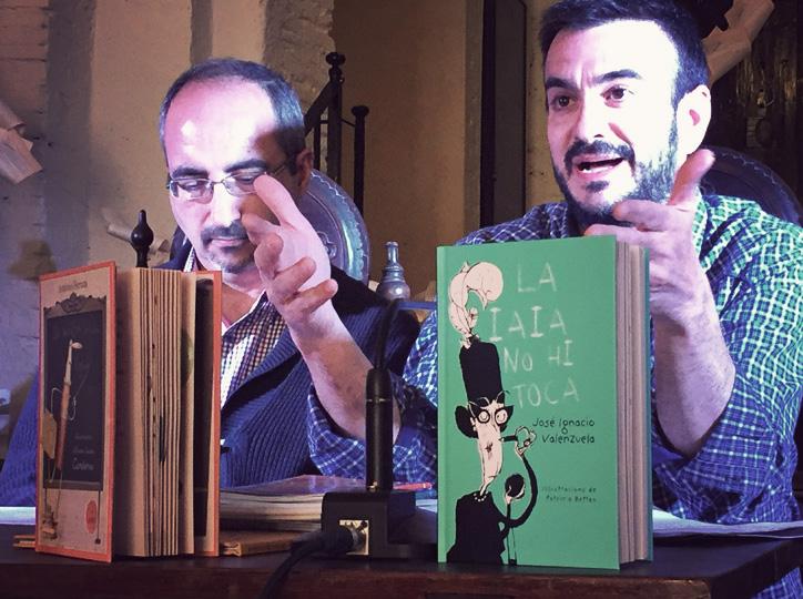 Josep Maria Ibarra i Oriol González