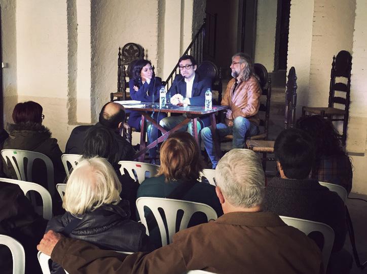 Víctor Amela i Cristina Campos, outsiders de la literatura