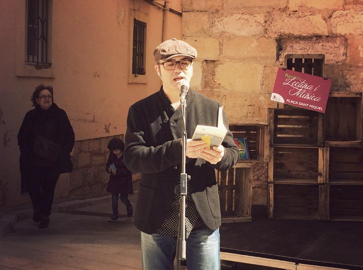 Poesia a Sant Miquel