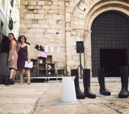 Poesia i dansa amb Edicions Tremendas