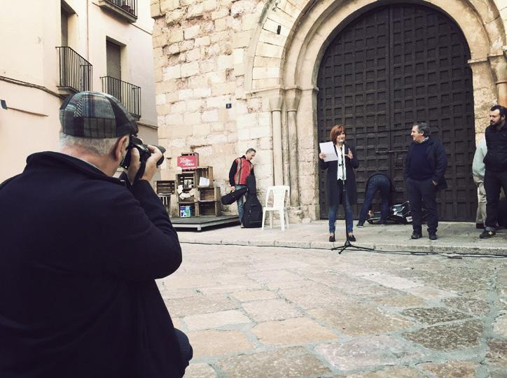 Xulio Ricardo Trigo fotografia la Cloenda