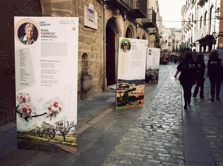 Expo Les Veus de la Segarra