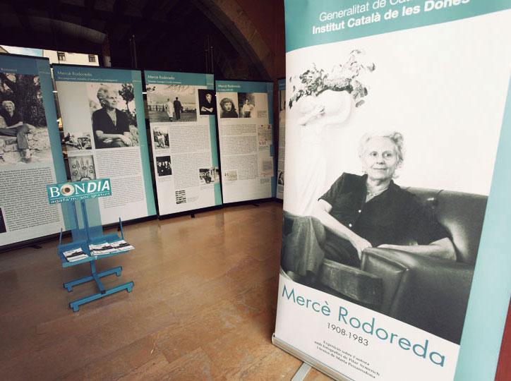 Expo Mercè Rodoreda