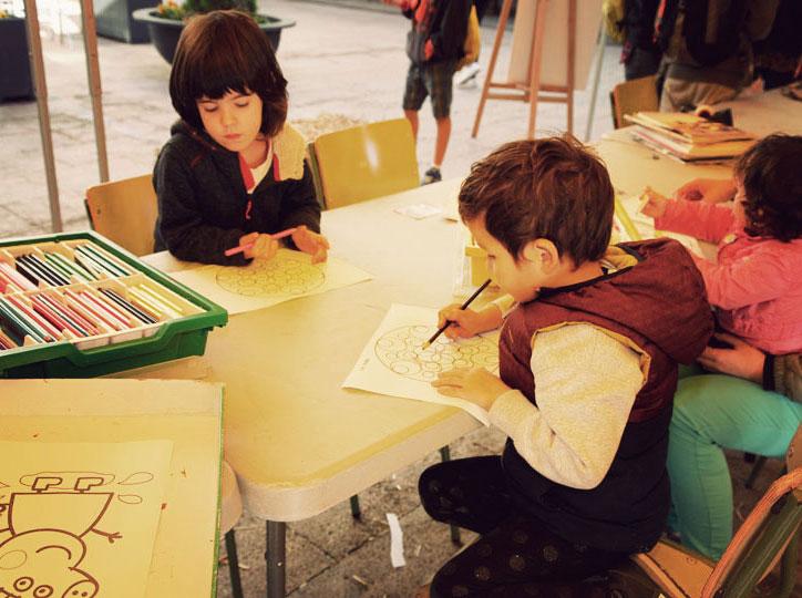 Els nens i l'art