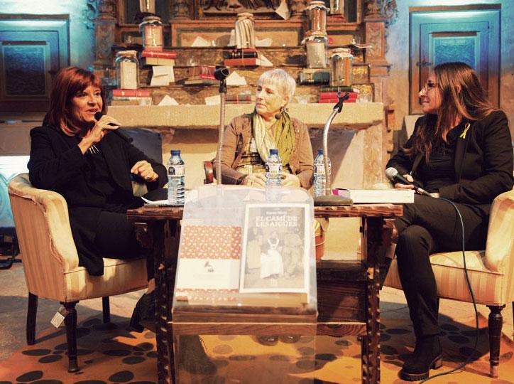 Coia Valls, Teresa Calabús i Carme Martí