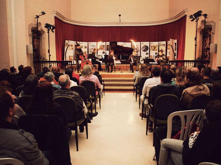 Quartet Dequera a l'Auditori