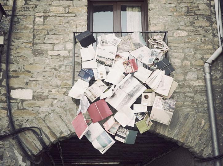 La Vila Closa plena de llibres