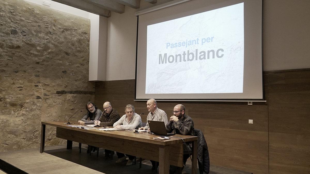Passejant per Montblanc