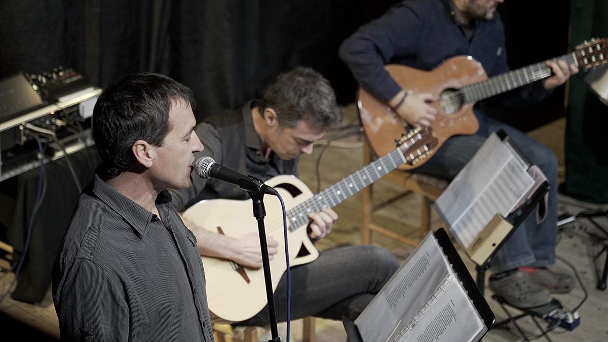 Xavier Miró recita In Memoriam de Gabriel Ferrater