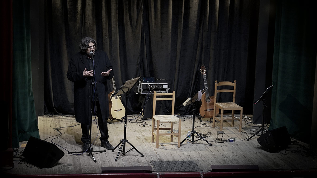 Enric Bono, director de la Xarxa de Viles del Llibre de Catalunya