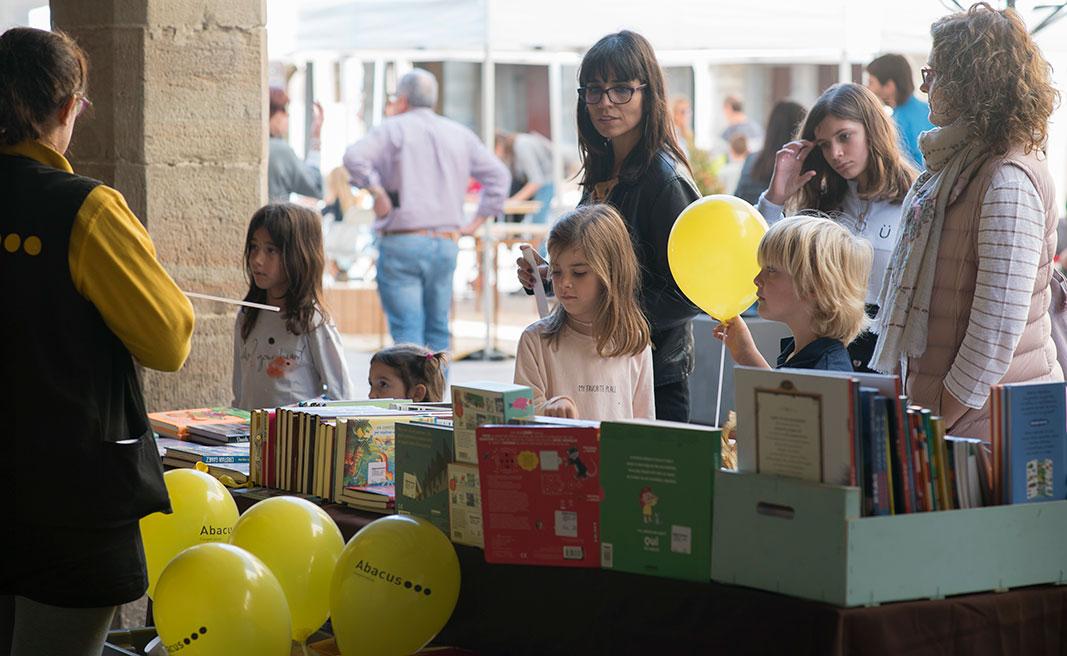 La Vila del Llibre, un espai de foment de la lectura