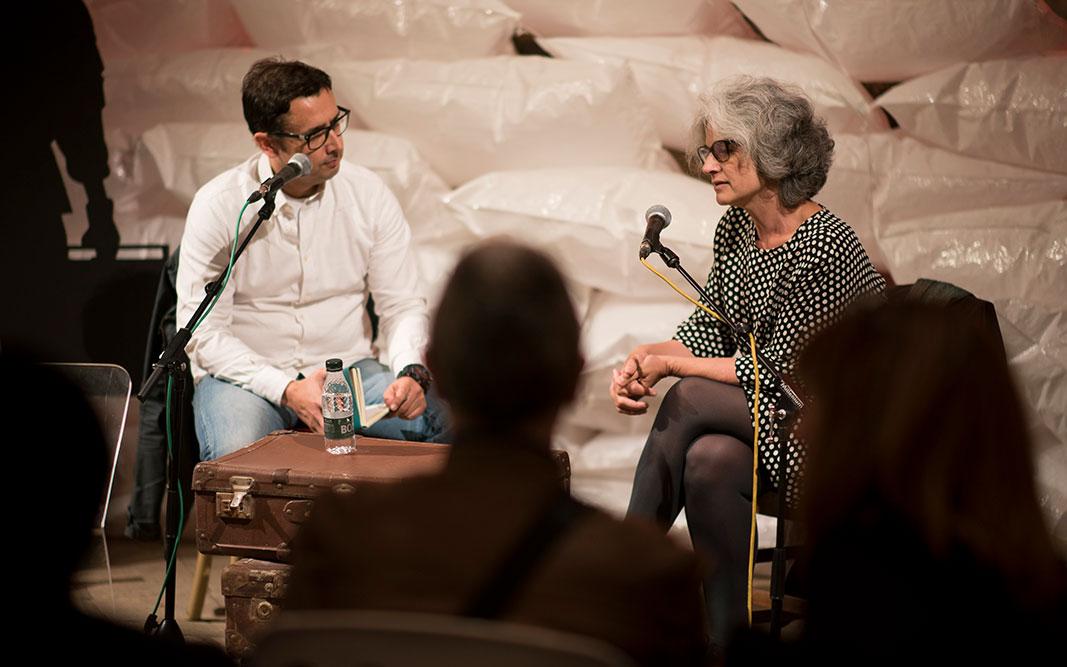 Taula Club editor amb Maria Bohigas