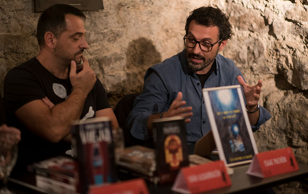Iván Albarracín i Isaac Pachón