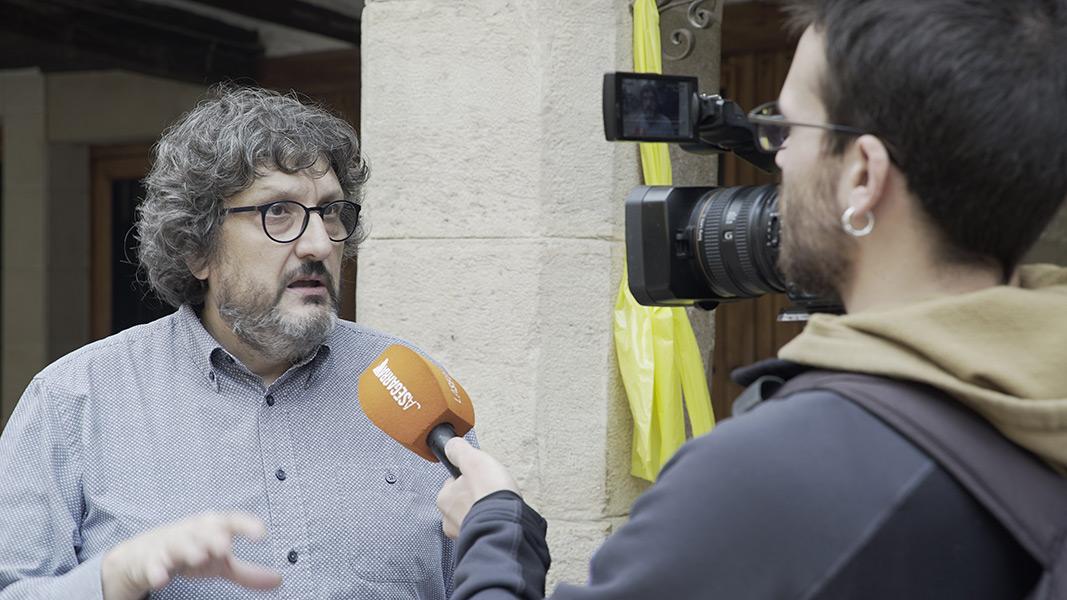 Enric Bono, director del festival