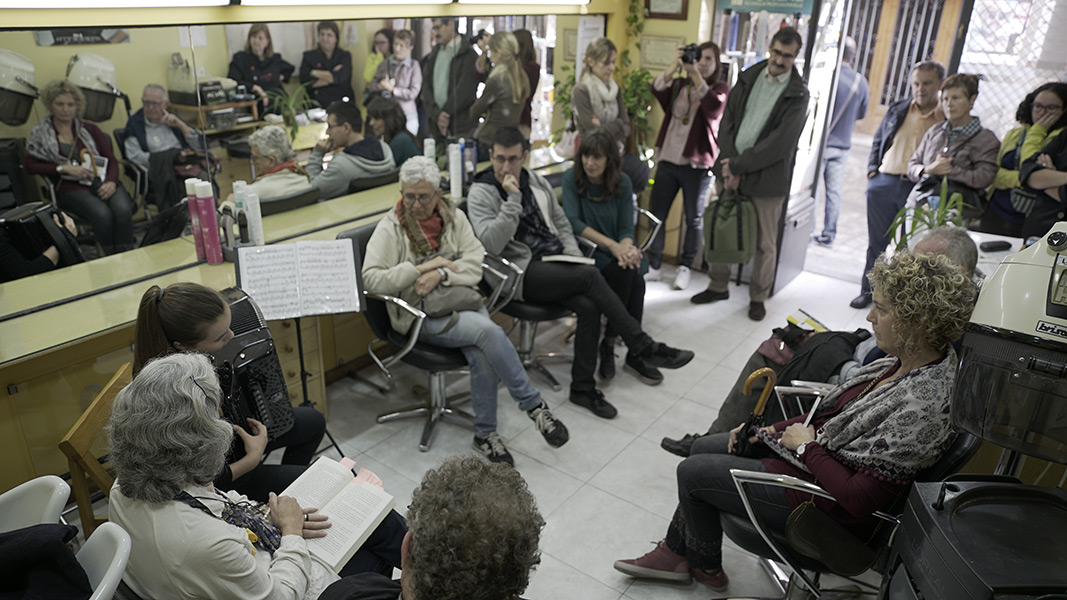 Microliteratura musical amb Marta Alòs