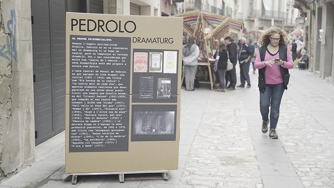 Pedrolo dramaturg