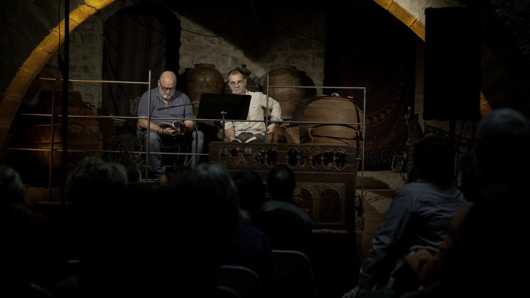 Jordi Cervera i Jordi Llavina