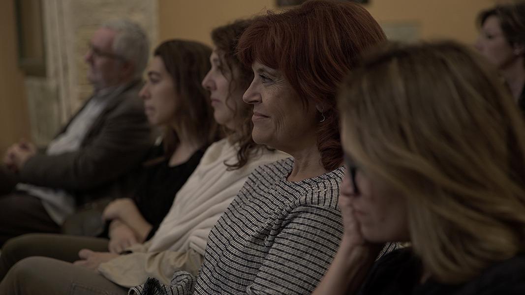 Coia Valls, una espectadora més
